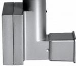 KTX-3 - Element sterujący do grzałki elektrycznej z maskownicą (Silver)