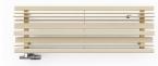 Terma SHERWOOD H 330x1900 (biały) - Grzejnik dekoracyjny