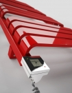 Terma WARP T 1110x500 (biały) - Grzejnik łazienkowy, KOLOR w cenie