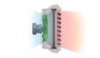 VTS VOLCANO VR3 EC (75kW) - Nagrzewnica wodna z konsolą
