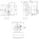 Grundfos MAGNA3 25-60 180 230V PN10 - Pompa obiegowa c.o.