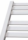 Terma MANTA 860x540 (biały) - podłączenie SX  - Grzejnik łazienkowy