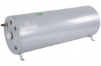 Joule Horizontal 200L - zasobnik POZIOMY z wężownicą, ze stali nierdzewnej (TRANSPORT GRATIS)