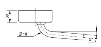 Wadex Odskraplacz SPU (Ø 130)