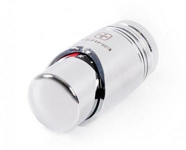 Noble - Głowica termostatyczna (chrom)