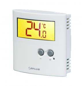 salus ert30 dobowy elektroniczny regulator temperatury 230v. Black Bedroom Furniture Sets. Home Design Ideas