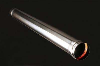 Rura spalinowa DN 60, L=330 z uszczelką do kotłów turbo i kondensacyjnych