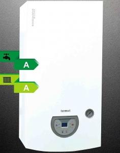 TERMET Ecocondens SILVER 25 (dwufunkcyjny) -  Kocioł gazowy z pompą energooszczędną (Nowość)