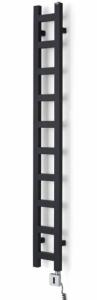 Terma EASY 1280x200 (chrom) - Grzejnik dekoracyjny
