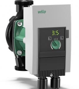 Wilo Yonos MAXO 25/0,5-10 Rp 1 PN 10 - Bezdławnicowa pompa obiegowa