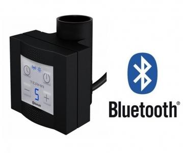 KTX-4 Blue - Element sterujący do grzałki elektrycznej (Czarny)