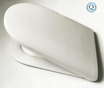 Deska WC do CERSANIT IRYDA -  wolnoopadająca, duroplast, wypinana