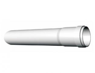 RICOM Rura spalinowa PP 1,0 m (Ø 60)