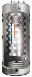 Joule 2w1 INOX 300L - zbiornik w zbiorniku z wężownicą, ze stali nierdzewnej (TRANSPORT GRATIS)