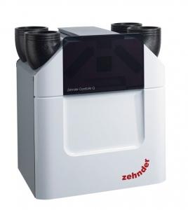 Zehnder ComfoAir Q350 PL R VV Basic TR 350 m3/h (prawa) - Urządzenie wentylacyjne z odzyskiem ciepła