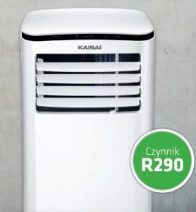 KAISAI KPPH-09HRN29 2,6 kW - Klimatyzator przenośny